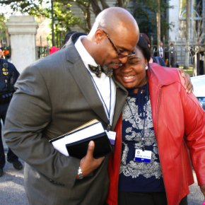 Charleston pastor worries race relations are worsening