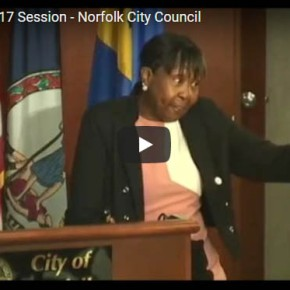 Norfolk City Council formal and work session videos from Sept. 26 available here