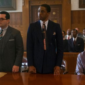 Review: In 'Marshall,' a young Thurgood inConnecticut