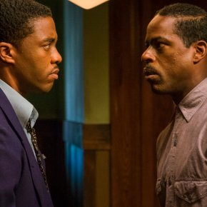 Boseman, Hudlin team up to portray a young Thurgood Marshall