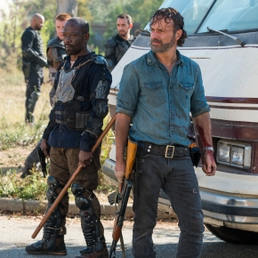 'The Walking Dead' reaches 100th episode milestone