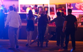 At least 50 killed as gunman opens fire at Las Vegas concert