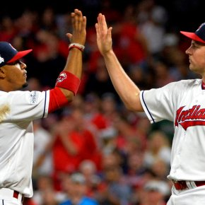 Bauer power: Indians baffle Judge, Yanks 4-0 in ALDS opener