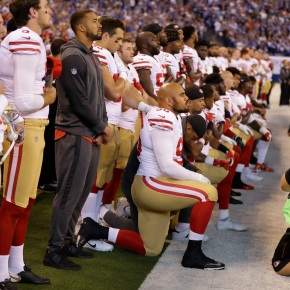 Trump: 'About time' NFL demands players stand during anthem