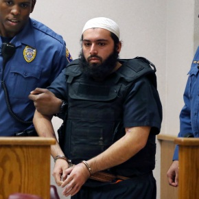 New Jersey man convicted in New York bombing that injured 30