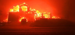 The Latest: Over 100 reported missing in Californiawildfire