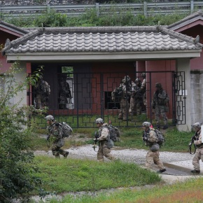 Media: S. Korean lawmaker says North Korea hacked war plans