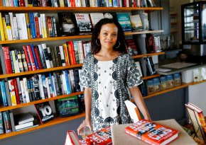 Black novelist Jesmyn Ward 'overjoyed' by MacArthur win