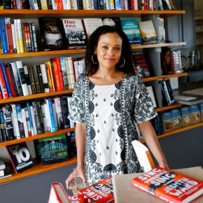 Black novelist Jesmyn Ward 'overjoyed' by MacArthurwin