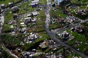 Trump lashes out at Puerto Rico as House passes aidpackage