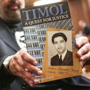 South Africa court says anti-apartheid activist wasmurdered