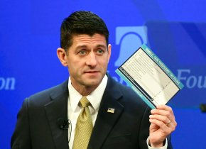 Ryan blasts states that send billions to federal government