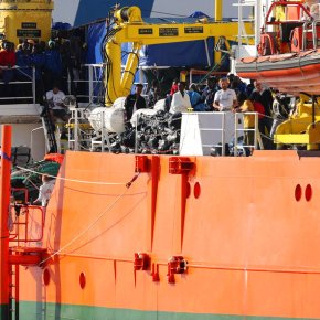 600 migrants rescued; fears rise of new surge fromLibya