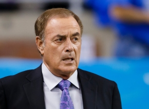 Al Michaels sorry for 'Sunday Night Football' Weinstein joke