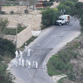 Pope sends rare condolence after Malta journalist isslain
