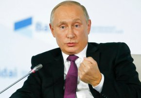 Russia's Putin: Trump's foes have blocked hisagenda