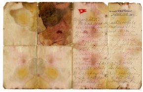 Letter penned a day before Titanic sank sold at UKauction