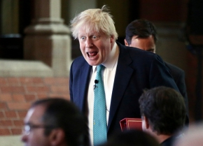 UK's Johnson urges North Korea to 'change course' onnukes