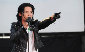 Corey Feldman charged with pot possession in Louisiana