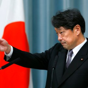 Japanese defense minister sounds alarm on NorthKorea