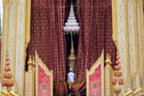 Thailand grieves in elaborate final goodbye to KingBhumibol