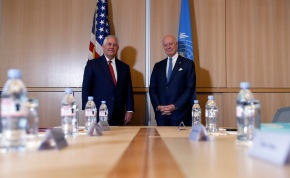 Tillerson again insists Syrian leader Assad must go