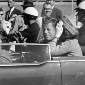 Trump holding back some JFK files, releasing others