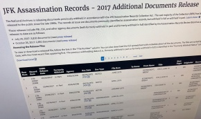 JFK files: Thousands released but Trump holds backothers