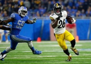Steelers lean on D, Smith-Schuster in 20-15 win over Lions