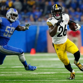 Steelers lean on D, Smith-Schuster in 20-15 win overLions