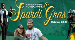 """NSU """"Spardi Gras"""" homecoming is Oct.22-29"""