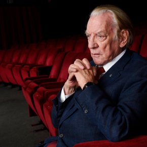 After bright career, Donald Sutherland finally nabs an Oscar