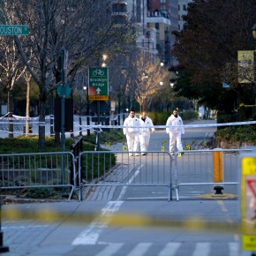 NYC truck attack: Investigators scour driver's background