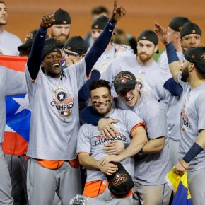 Astros win 1st World Series crown, top Dodgers 5-1 in Game7