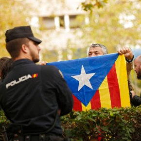 The Latest: Spain says it obeys judges in Catalancases