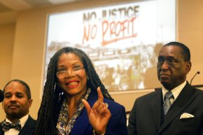 St. Louis black leaders urge boycott of Target, other stores