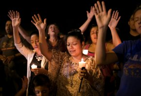 'Defenseless people': Gunman kills 26 at South Texas church