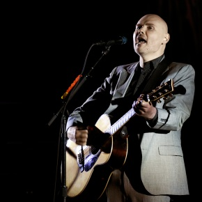 Smashing Pumpkins' Corgan reboots Nat'l Wrestling Alliance