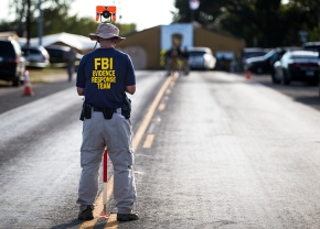 Latest: Uncle of Texas church gunman calls him a 'coward'