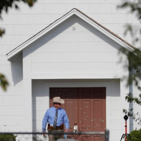Carnage at small-town Texas church claimed 8 children