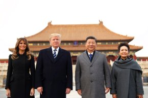 Trump to push China on trade, North Korea during 2-dayvisit