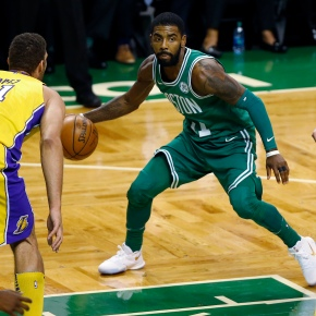 Baynes lifts Celtics over Lakers for 10th straight win