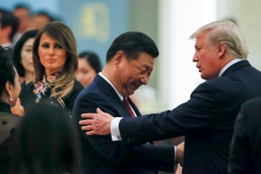 Trump thinks US, China could jointly solve world's problems
