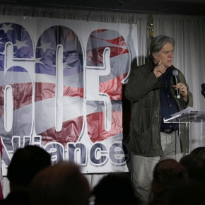 Bannon 'strongly' believes Trump won New Hampshire in 2016