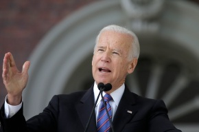 Biden on 2020: 'not sure it's the appropriate thing' todo
