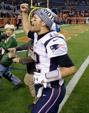 Brady, Patriots send Broncos to fifth straight loss,41-16
