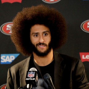 Colin Kaepernick named GQ magazine's citizen of the year