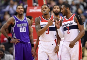 Wall scores 21, Gortat adds 18 as Wizards beat Kings 110-92