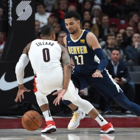Nurkic and McCollum have 17 and Blazers beat Nuggets99-82