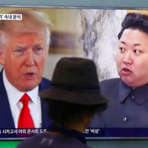 The Latest: US slaps new sanctions on NKorean, Chinesefirms